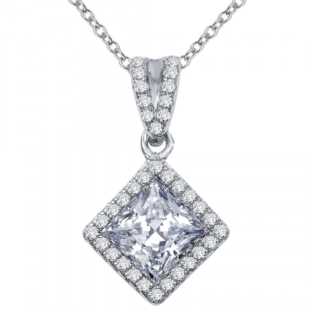 Diamond Necklace website