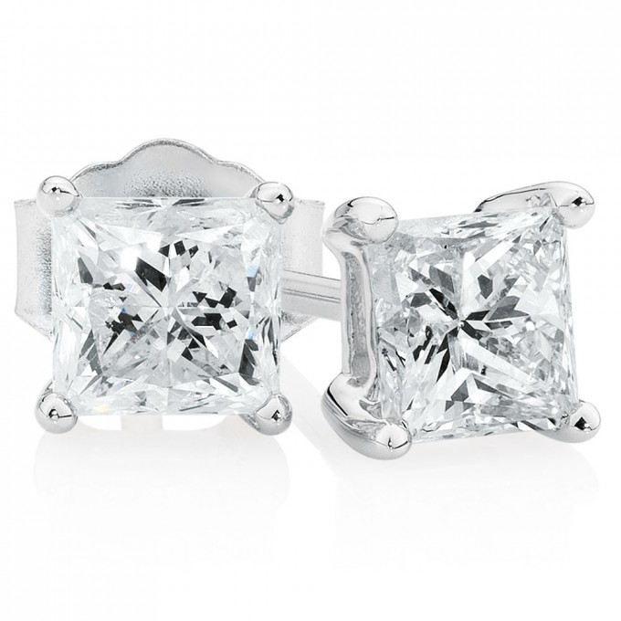 PC Diamond Studs